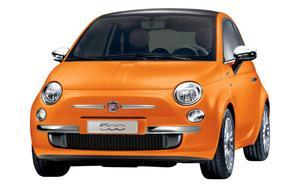 Fiat 500 NL kleurt AutoRAI oranje