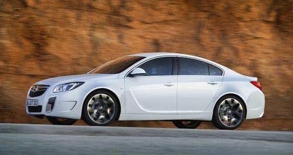 Opel Insignia OPC Unlimited