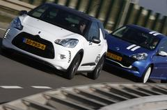 Citroën DS3 Racing / Renault Clio RS Gordini