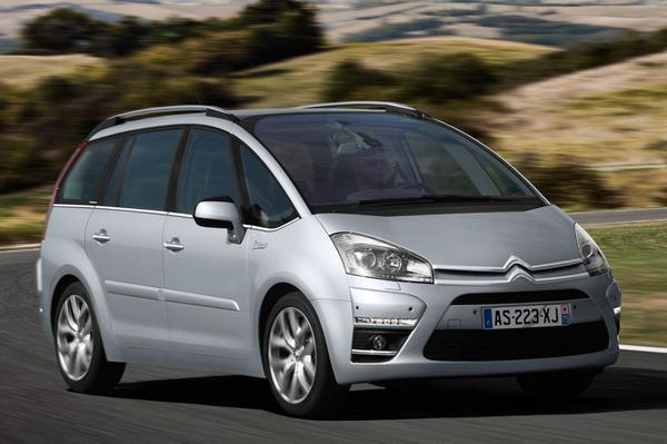 Citroen Grand C4 Picasso 1.6 e-HDi Ligne Business