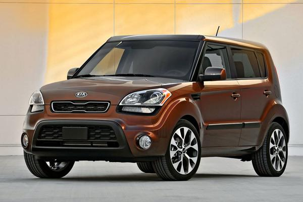 Kia Soul facelift
