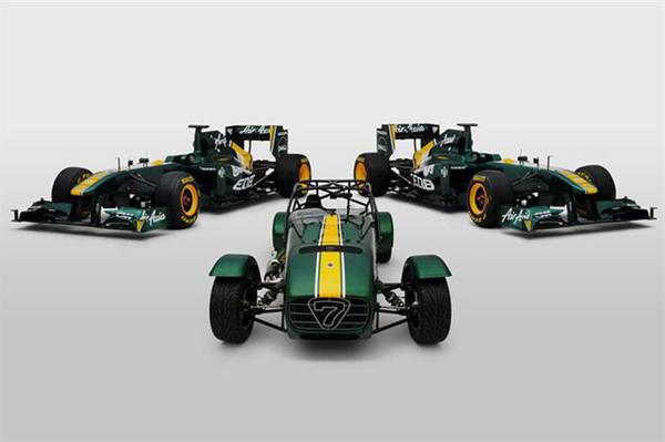 Team Lotus / Caterham
