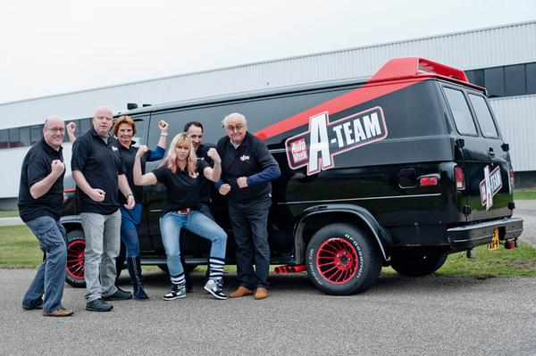 AutoWeek A-Team