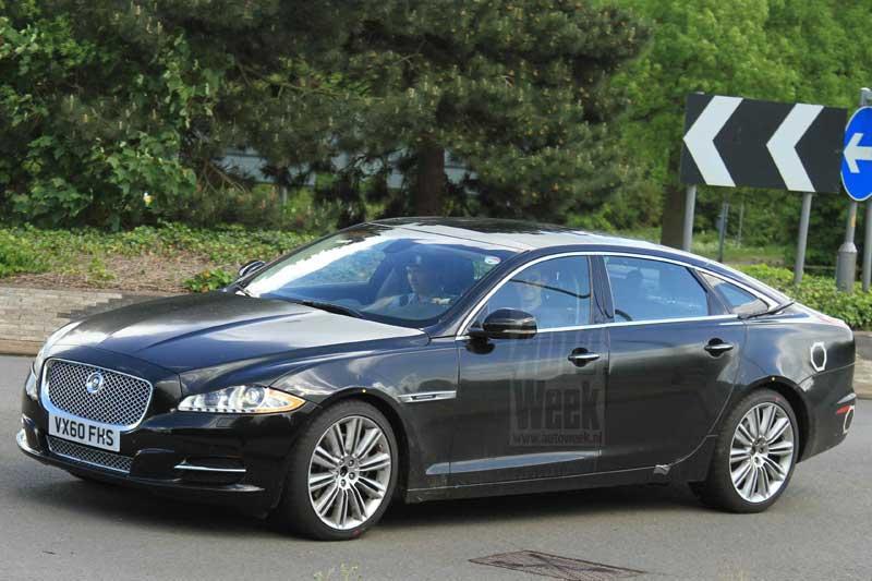 jaguar test hybride xj met viercilinder diesel autonieuws. Black Bedroom Furniture Sets. Home Design Ideas