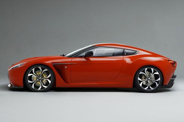 Aston Martin V12 Zagato