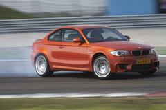 Rij-impressie BMW 1-serie M Coupé