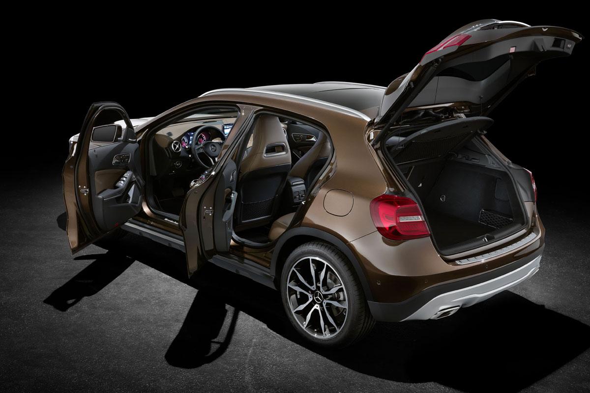 Mercedes Benz Gla Nieuw Jan 17 Facelift Autoweek Nl