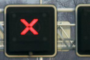 'Negeren rood kruis snelweg harder aanpakken'