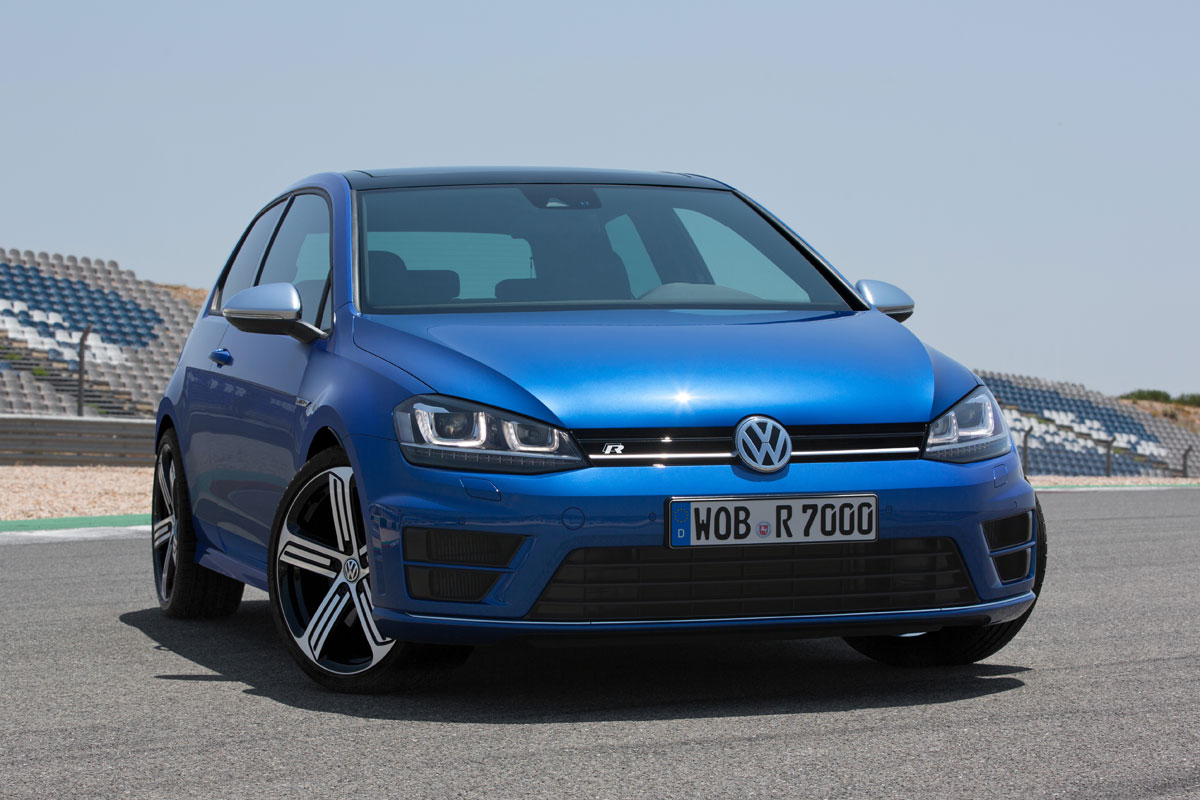volkswagen golf r vii 2014 seatfansclubforum. Black Bedroom Furniture Sets. Home Design Ideas