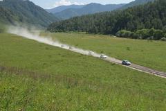 Mazda 3 in Siberi�