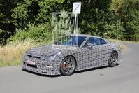 Nissan GT-R Nismo spyshots