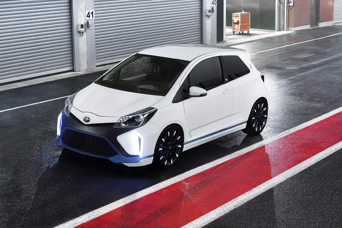 toyota yaris hybrid r driving fun forum. Black Bedroom Furniture Sets. Home Design Ideas