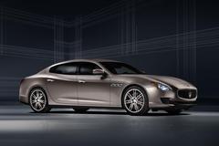 Maserati Quattroporte als Limited Edition op IAA