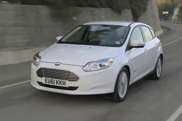 Ford werkt aan volledig elektrische auto