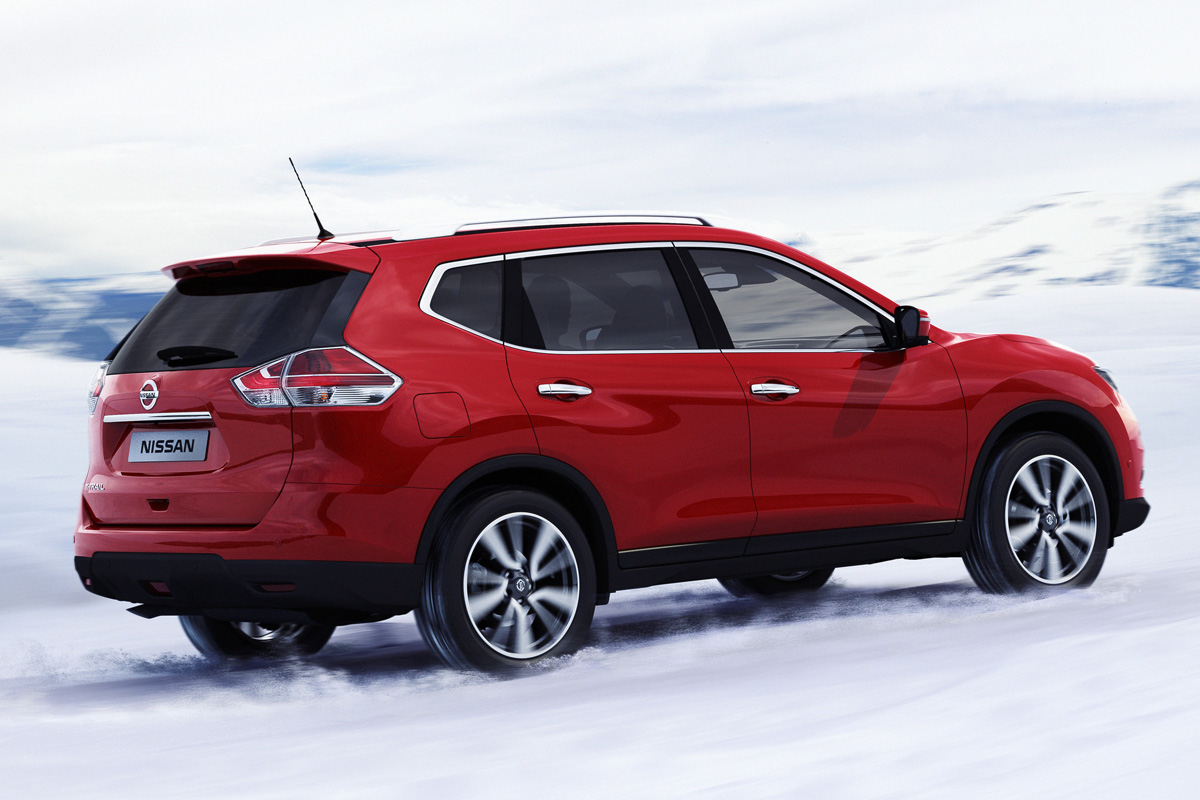 2014 Dongfeng Nissan X Trail