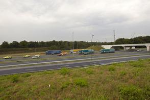 Coalitie verdeeld over rondweg Eindhoven