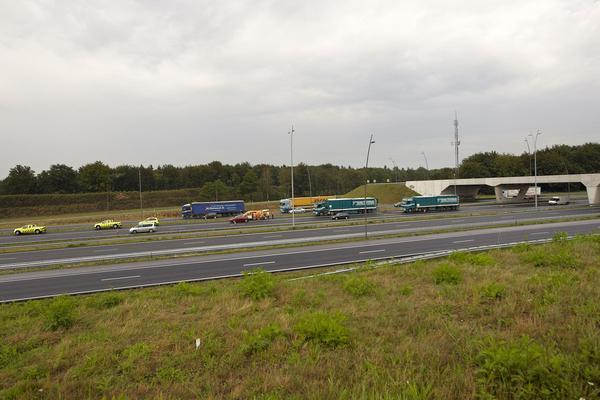 Verbreding A2 Den Bosch-Eindhoven goedgekeurd