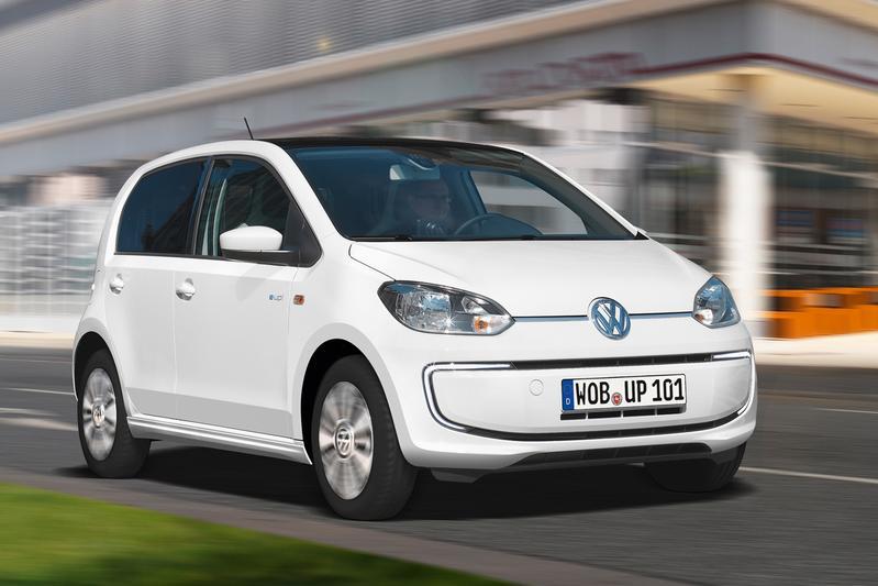 Volkswagen e up private lease