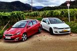 Dubbeltest - Peugeot 308 vs. Volkswagen Golf