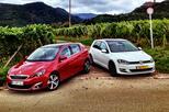 Dubbeltest - Peugeot 308 vs. Volkswagen Golf