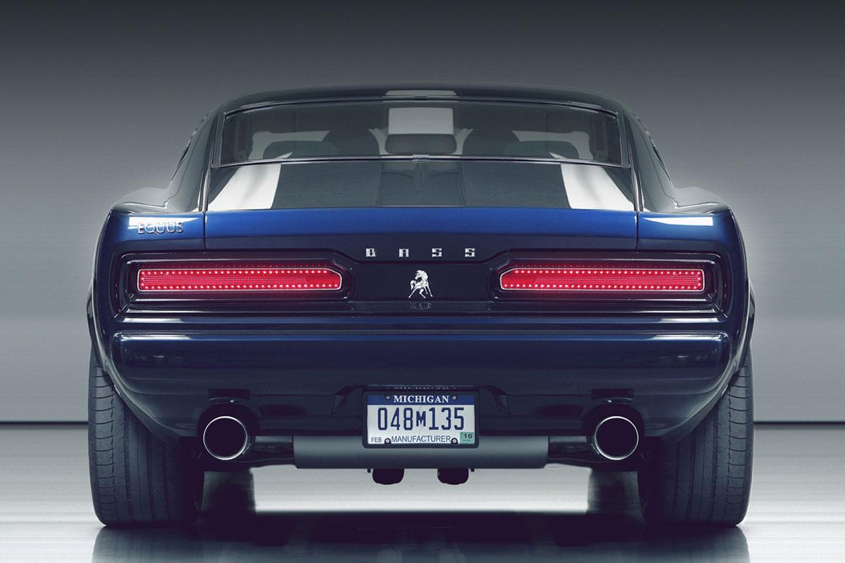 Autonieuws | Equus Bass 770 wil Ford Mustang zijn