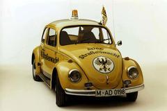 Volkswagen Kever Strassenwacht