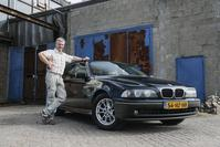 BMW 530d Touring - Klokje rond