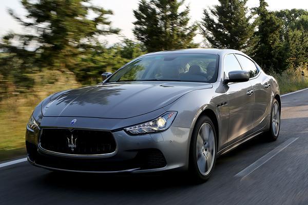 Maserati legt productie tijdelijk stil