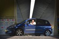 Honda Jazz 1.5 CVT - Klokje rond