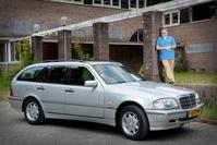 Mercedes-Benz C-klasse 220 CDI Combi - Klokje rond