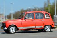 Renault 4 GTL - Klokje rond