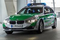 Polizei BMW 3-serie