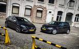 Dubbeltest VW Golf 1.6 TDI Bluemotion - Volvo V40 D2