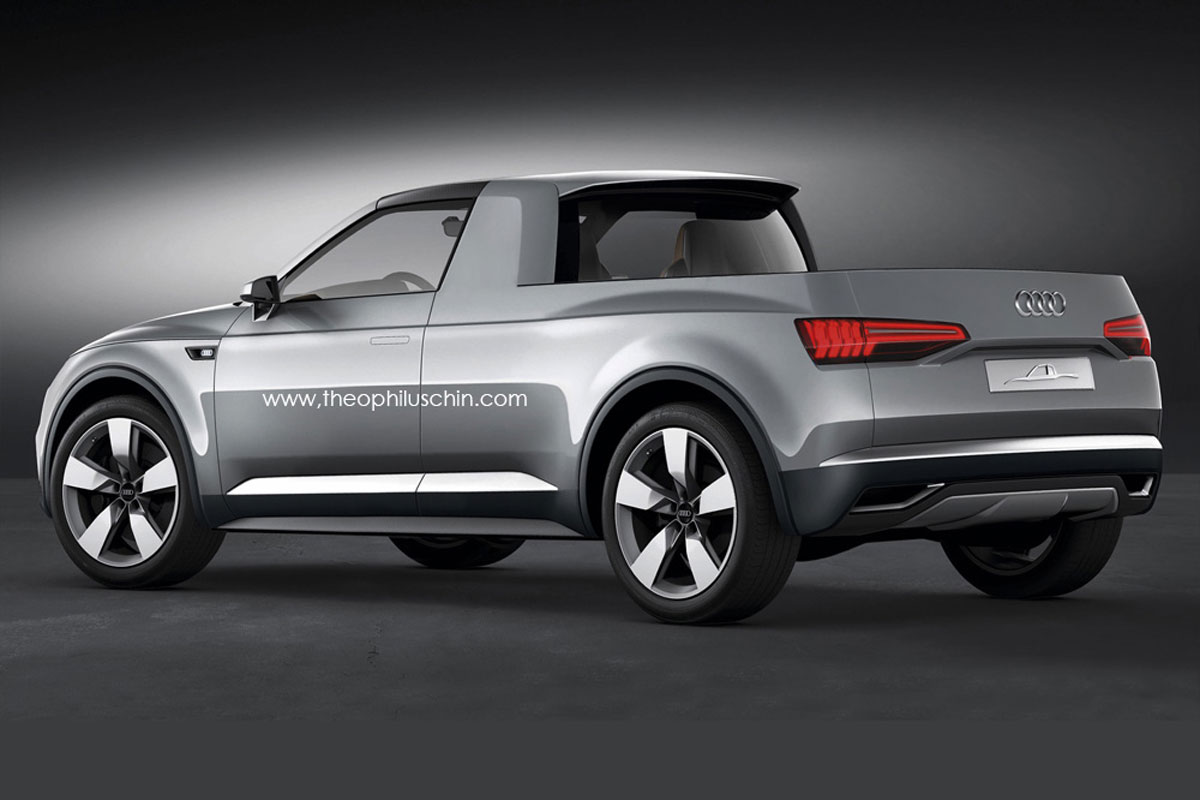 audi pick up crosstown coupe. Black Bedroom Furniture Sets. Home Design Ideas
