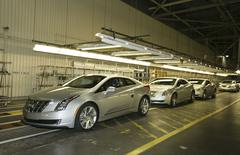 Preview Cadillac ELR