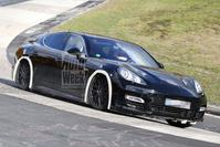 Porsche Panamera mule