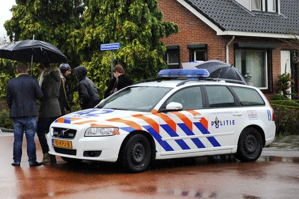 Protesterende politie langzaam over A12