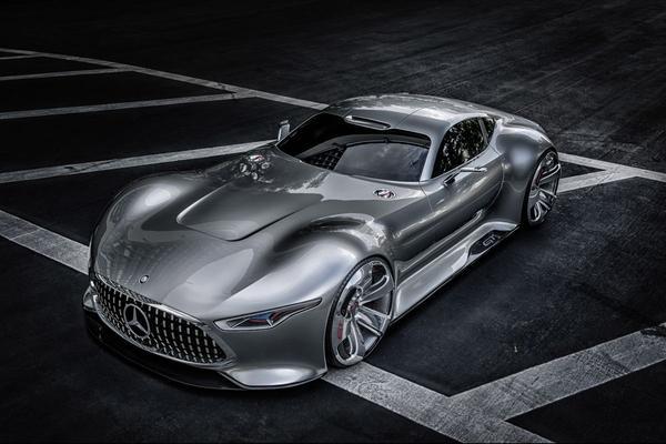 Mercedes-Benz bevestigt komst supercar