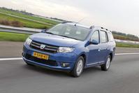 Eerste rijtest - Dacia Logan MCV