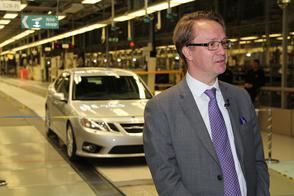 Saab wil uitstel van betaling