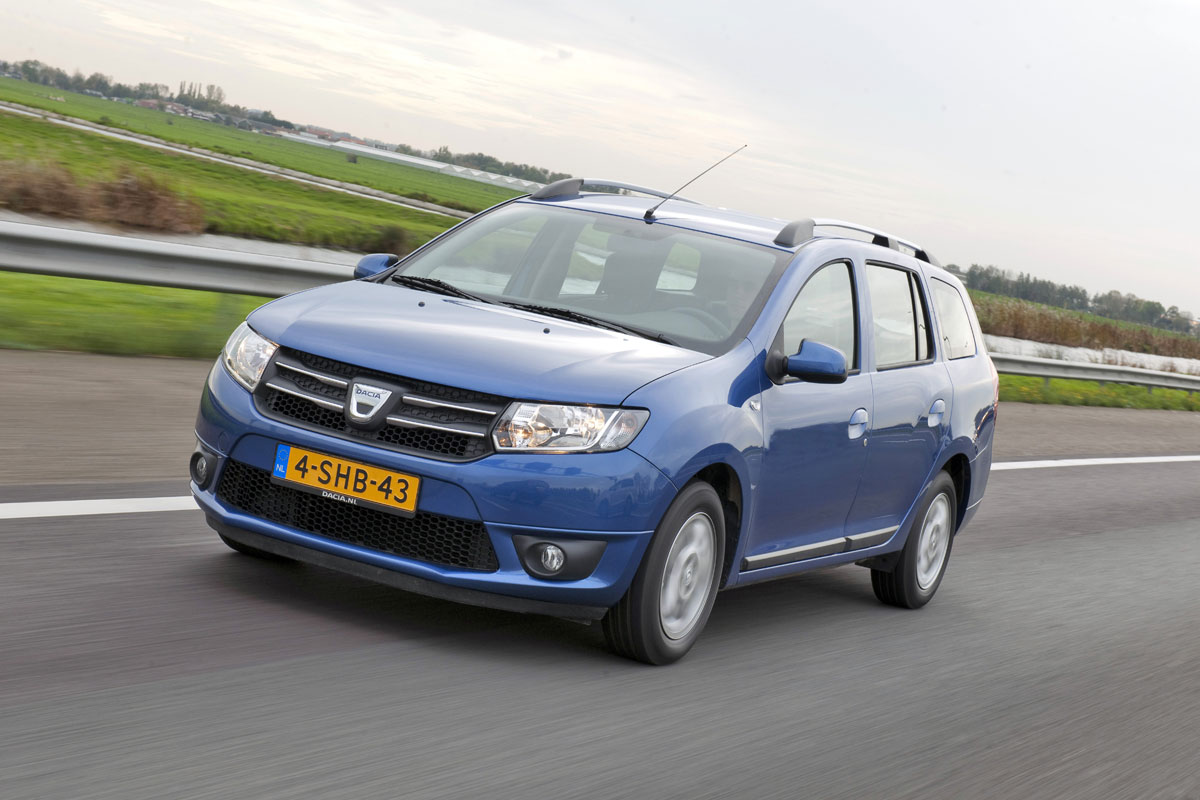 dacia logan mcv tce 90 laur ate 2014 autotests. Black Bedroom Furniture Sets. Home Design Ideas