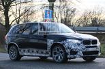 BMW X5 M Spyshots