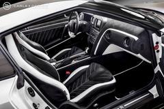 Schoonheid zit binnen: Carlex Nissan GT-R
