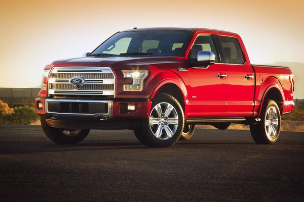Minder winst voor Ford door aanpassing F-150
