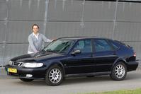 Op de rollenbank - Saab 9-3 Turbo S