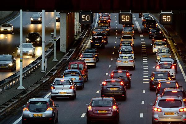Alle Utrechtse gemeenten tegen 130 km/h op A12