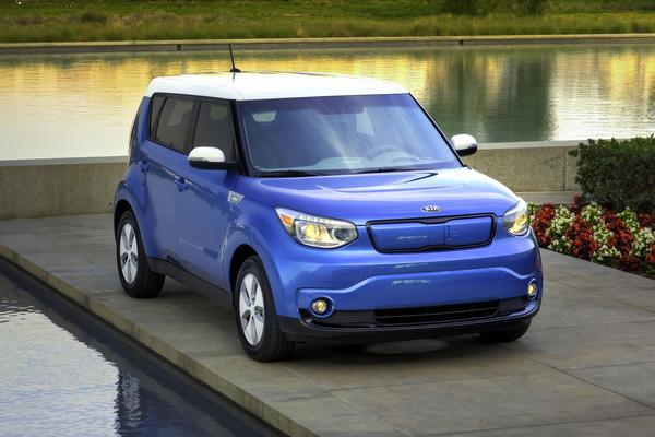 kia soul ev nu in chicago straks in nederland autonieuws. Black Bedroom Furniture Sets. Home Design Ideas