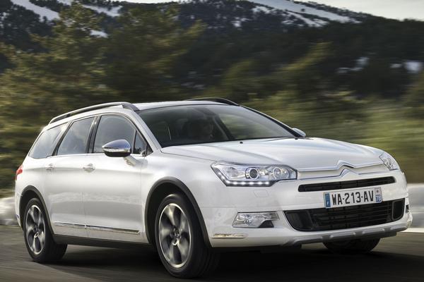 Citroën werkt aan nieuw veersysteem
