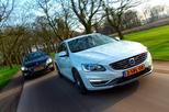 Dubbeltest - Volvo S60 vs Peugeot 508