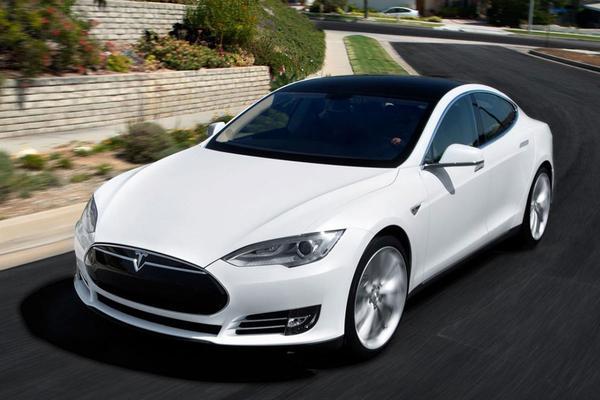 Gereden: Tesla Model S P85D
